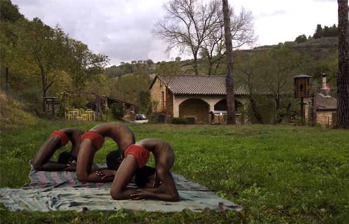 Casa yog perugia